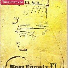 Libros de segunda mano: 'EL ANTIGUO EGIPTO', DE ROSA ENGUIX.. Lote 6114247