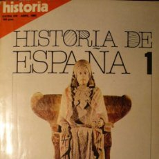 Historia 16. Extra XIII. Historia de España. 1. La España antigua.De Altamira a Sagunto