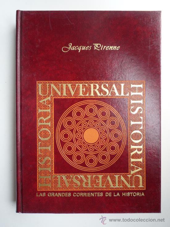 Libros de segunda mano: Magnífica coleccion, JACQUES PIRRENE, Historia Universal, 6 TOMOS, 1978, más de 3.000 pag. - Foto 2 - 18253813