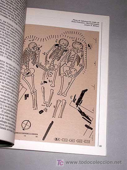 Libros de segunda mano: Historias del viejo mundo, número 3. Alfonso Moure Romanillo. EL HOMBRE PALEOLÍTICO. ARTE RUPESTRE - Foto 2 - 25192102