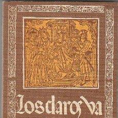 Libros de segunda mano: HERNANDO DEL PULGAR, LOS CLAROS VARONES DE ESPAÑA, FACSIMIL (VER IMAGEN INTERIOR). Lote 26254254