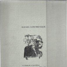 Libros de segunda mano: LOS LINAJES DE LA BAJA NOBLEZA EN LA ANDALUCÍA DE LOS SIGLOS XIII AL XV * MICROFORMA *. Lote 99829792