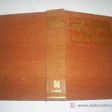Libros de segunda mano: ORIGEN Y DESTINO DE LA CULTURA OCCIDENTAL PIA LAVIOSA ZAMBOTTI GUADARRAMA 1959 RM43711. Lote 20726113