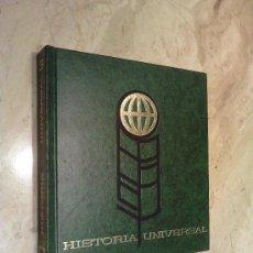 Libros de segunda mano: HISTORIA UNIVERSAL, DE 160 A.C. A 700 D.C.TAMAÑO 24 X 22 CM. PESO 1400 GR. MÁS INFORMACIÓN EN FOTOS.. Lote 26722377