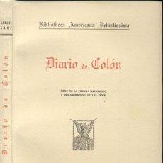 Libros de segunda mano: DIARIO DE COLÓN – AÑO 1962. Lote 26287177