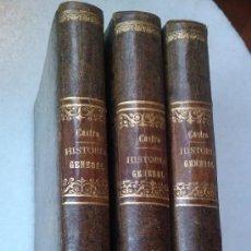 Libros de segunda mano: HISTORIA GENERAL. Lote 26240047