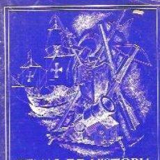 Libros de segunda mano: TEMAS DE HISTORIA MILITAR, TOMO 1, PONENCIAS DEL 1ER. CONGRESO DE HISTORIA MILITAR, ZARAGOZA, 1982.. Lote 24291676