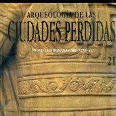 Gebrauchte Bücher - ARQUEOLOGÍA DE CIUDADES PERDIDAS : PROVINCIAS ROMANAS ORIENTALES I - 26652730