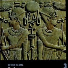 Libros de segunda mano: ARTE DE EGIPTO Y PRIMITIVO DE OCCIDENTE (SALVAT, 2006). Lote 27274473