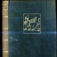 Libros de segunda mano: C. W. CERAM : EL MISTERIO DE LOS HITITAS. Lote 27212392