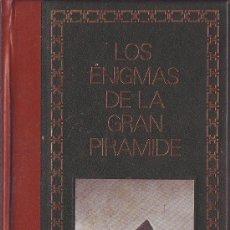 Libros de segunda mano: LOS ENIGMAS DE LA GRAN PIRAMIDE 1976 PHILIPPE AZIZ . Lote 26025201