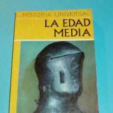 Libros de segunda mano: HISTORIA UNIVERSAL. VOL. 4. LA EDAD MEDIA. CARL GRIMBERG. Lote 30183566