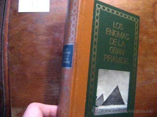 LOS ENIGMAS DE LA GRAN PIRAMIDE, AZIZ ( (Libros de Segunda Mano - Historia Antigua)