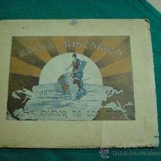 Libros de segunda mano: ATLAS HISTORICO. Lote 27233272
