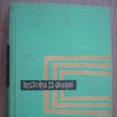 Libros de segunda mano: HISTORIA DE LOS GRIEGOS - HISTORIA DE GRECIA. Lote 27235299