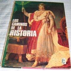 Libros de segunda mano: LOS CAMINOS DE LA HISTORIA TOMO 2. Lote 27913136