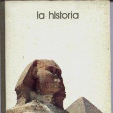 Libros de segunda mano: LA HISTORIA. Lote 28732511