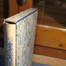 Libros de segunda mano: GESTES DE LA MARINA CATALANA. SEGLES IX AL XVI EXTRETRES DE LES CRÒNIQUES DE CATALUNYA. ANY 1937. Lote 29057426