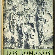 Libros de segunda mano - BARROW : LOS ROMANOS (1950) - 29256831