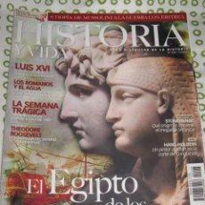 Libros de segunda mano: QUEX LIBROS HISTORIA - REVISTA HISTORIA Y VIDA Nº 448. Lote 29324602