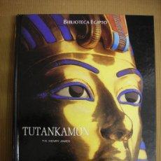 Libros de segunda mano: TUTANKAMON. Lote 29903575