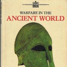Libros de segunda mano: WARFARE IN THE ANCIENT WORLD. Lote 30088268