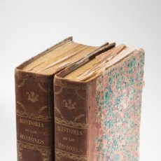 Libros de segunda mano: LIBRO HISTORIA DE LAS MISIONES DESDE EL SIGLO XIII HASTA NUESTROS DIAS, BARON DE HENRION -TOMO I-II. Lote 30305070