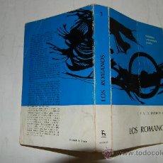 Libros de segunda mano: LOS ROMANOS J.P.V.D. BALSDON AB22987. Lote 30658213