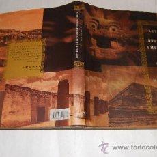 Libros de segunda mano: LEYENDAS DE LA SERPIENTE EMPLUMADA. BIOGRAFÍA DE UN DIOS MEXICANO NEIL BALDWIN RA20285. Lote 30749096