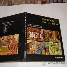 Libros de segunda mano: VIDA Y COSTUMBRES DE LA EDAD MEDIA. ESCENAS DE LA VIDA. RM19939. Lote 30803186