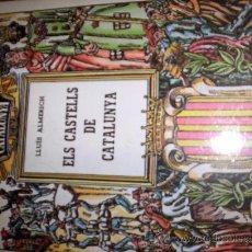 Libros de segunda mano: ELS CASTELLS DE CATALUNYA . Lote 31005168
