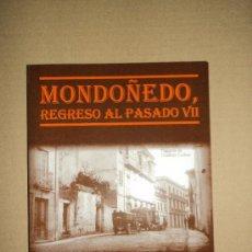 Libros de segunda mano: MONDOÑEDO- GALICIA - EDUARDO LENCE-SANTAR.. Lote 245581775