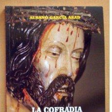 Libros de segunda mano: SAHAGÚN, SEMANA SANTA, LA COFRADÍA DE JESÚS NAZARENO 1996. Lote 31316205