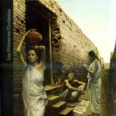 Libros de segunda mano: LAS PRIMERAS CIUDADES (TIME LIFE, 1976) MUY ILUSTRADO. Lote 41133543