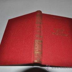 Libros de segunda mano: VIDA DE LOS CÉSARES CAYO SUETONIO .RA5945. Lote 31966678