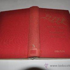 Libros de segunda mano: HISTORIA DE ESPAÑA.EDAD ANTIGUA I: ESPAÑA PRERROMANA A.MONTENEGRO DUQUE RA4457. Lote 31979660