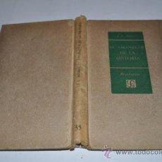 Libros de segunda mano: EL AMANECER DE LA HISTORIA JOHN L.MYRES RA1716. Lote 32005819