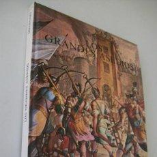 Libros de segunda mano: LOS GRANDES ASEDIOS-VEZIO MELEGARI.- EDITORIAL NOGUER.-1973. Lote 32196844