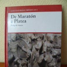 Libros de segunda mano: LAS GUERRAS MÉDICAS I. DE MARATÓN A PLATEA. PHILIP DE SOUZA. OSPREY PUBLISHING, 2008.. Lote 32302670