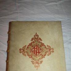 Libros de segunda mano: 0043-'BARCELONA A TRAVÉS DE LOS TIEMPOS' POR L. PERICOT, A. DEL CASTILLO, J. AINAUD - 1944(2). Lote 32340500