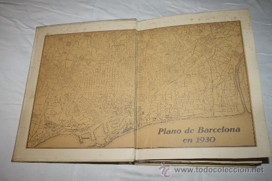 Libros de segunda mano: 0043-'BARCELONA A TRAVÉS DE LOS TIEMPOS' POR L. PERICOT, A. DEL CASTILLO, J. AINAUD - 1944(2) - Foto 4 - 32340500