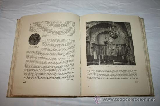 Libros de segunda mano: 0043-'BARCELONA A TRAVÉS DE LOS TIEMPOS' POR L. PERICOT, A. DEL CASTILLO, J. AINAUD - 1944(2) - Foto 5 - 32340500