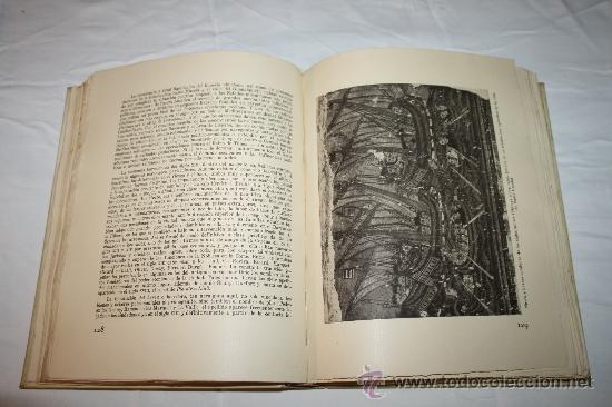 Libros de segunda mano: 0043-'BARCELONA A TRAVÉS DE LOS TIEMPOS' POR L. PERICOT, A. DEL CASTILLO, J. AINAUD - 1944(2) - Foto 6 - 32340500