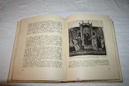Libros de segunda mano: 0043-'BARCELONA A TRAVÉS DE LOS TIEMPOS' POR L. PERICOT, A. DEL CASTILLO, J. AINAUD - 1944(2) - Foto 7 - 32340500
