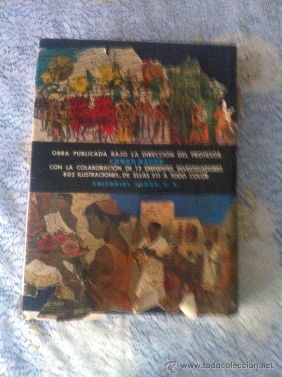 Libros de segunda mano: CIVILIZACIONES EXTINGUIDAS. PUEBLOS Y CULTURAS DESAPARECIDAS - Foto 2 - 32348907