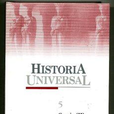 Libros de segunda mano: HISTORIA UNIVERSAL Nº 5 GRECIA II- EL PAIS - SALVAT. Lote 32656496