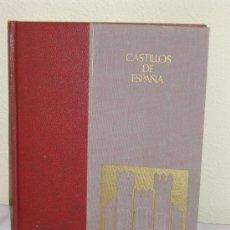 Libros de segunda mano: LIBRO CASTILLOS DE ESPAÑA - EDIT. SALVAT - 1.970. Lote 33048004