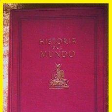 Libros de segunda mano: HISTORIA DEL MUNDO EDITORIAL IBERIA. Lote 33048655