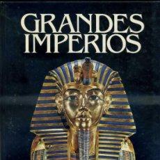 Libros de segunda mano: GRANDES IMPERIOS (SALVAT, 1981). Lote 33122601
