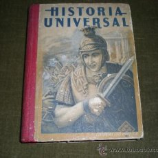 Libros de segunda mano: LIBRO HISTORIA UNIVERSAL. Lote 34379675